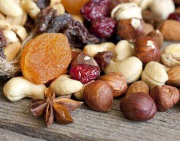 Les avantages des fruits secs en nutrition sportive